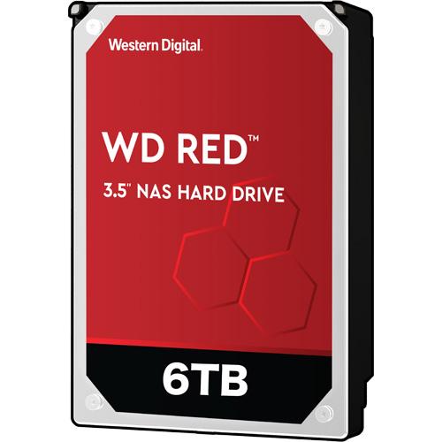 ウエスタンデジタル WD60EFAX [WD Red(6TB 3.5インチ SATA 6G 5400rpm 256MB)]