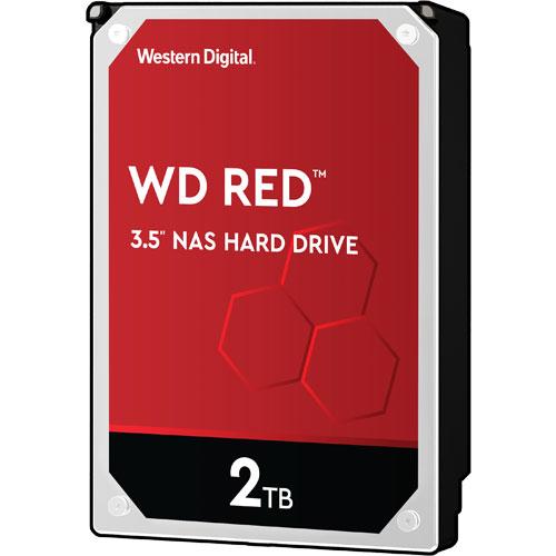 ウエスタンデジタル WD20EFAX [WD Red(2TB 3.5インチ SATA 6G 5400rpm 256MB)]