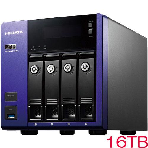 アイオーデータ HDL4-Z19SCA HDL4-Z19SCA-16 [WS IoT2019forStorage Std 4ドライブNAS 16TB]