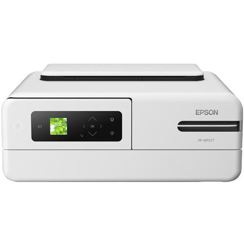 EP-M552T [A4カラーインクジェット/エコタンク搭載モデル/4色/無線LAN/Wi-Fi Direct/1.44型液晶]
