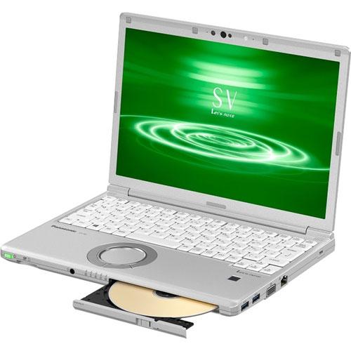 海外並行輸入正規品 CF-SV8FDSQR [Let's note SV8 店頭モデル(i5-8265U/SSD256/SMD/W10P64/12.1WUXGA/SV/HB2019)], ヒカリヤ 5659f7ca
