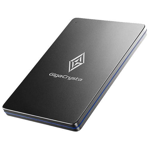 アイオーデータ SSPX-GC SSPX-GC1T [PCゲーム向け USB3.1対応ポータブルSSD 1TB]