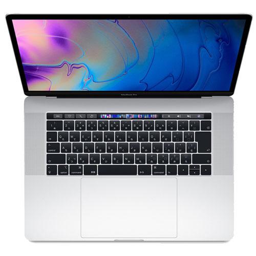 MV922J/A [15インチ MacBook Pro Touch Bar 2.6GHz i7 256GB - シルバー]