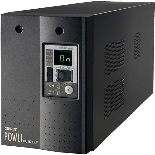オムロン BU150SW [UPS(常時インバータ) 1500VA/1050W:縦置]
