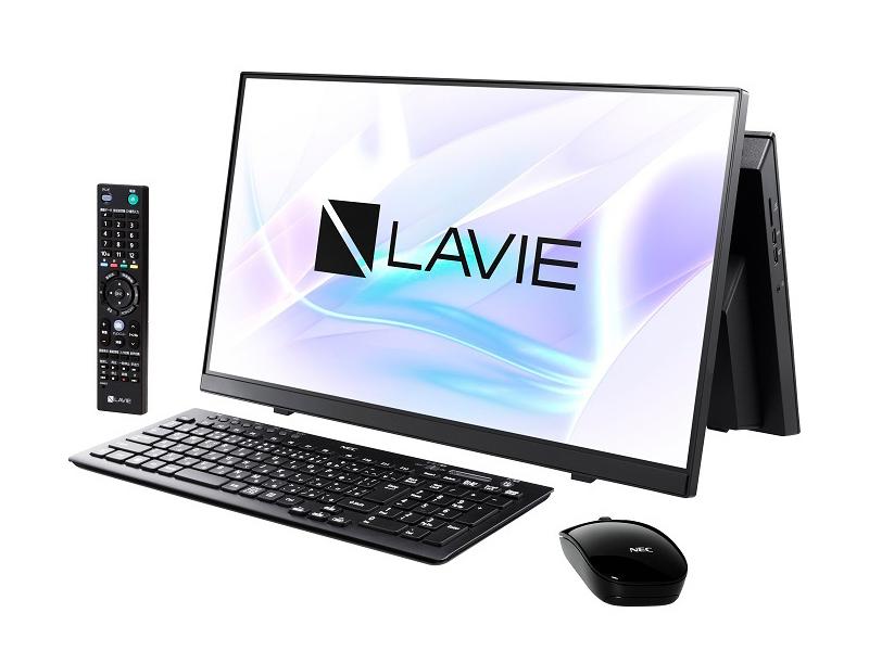 NEC LAVIE Home All-in-one PC-HA770RAB [LAVIE Home AiO - HA770/RAB ファインブラック]