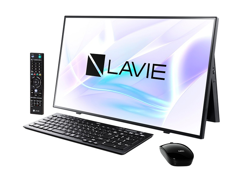 NEC LAVIE Home All-in-one PC-HA970RAB [LAVIE Home AiO - HA970/RAB ファインブラック]