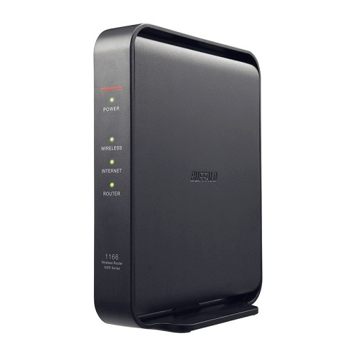 受注停止中 バッファロー WSR-1166DHPL2 おすすめ D 無線LAN親機 11ac n ひかり対応機種 866+300Mbps a g 至上 b