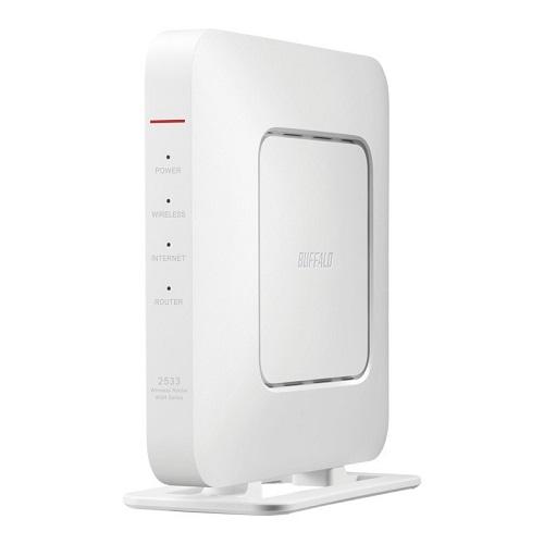 送料無料 在庫あり バッファロー WSR-2533DHPL2 5%OFF トラスト DW 1733+800Mbps 無線LAN親機 ホワイト