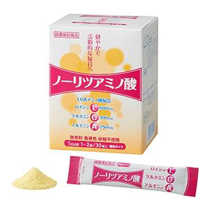 ノーリツアミノ酸30袋入×3箱セット 送料無料 常盤薬品工業 キャッシュレス5%還元