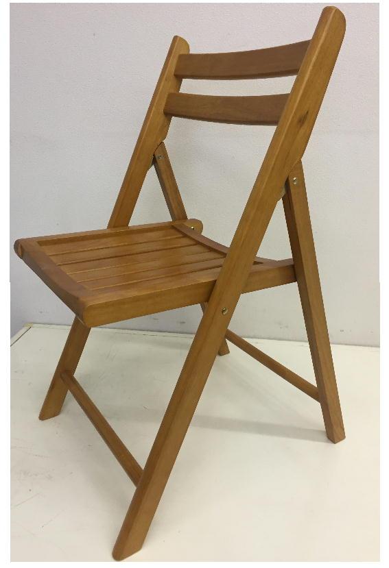 木製 折りたたみ椅子 木座ブラウン SALENEW大人気 商い 4.1kg チェアー 背もたれあり NO.367ブラウン