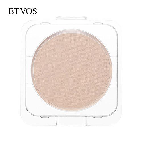 エトヴォス ETVOS 公式ショップ 肌を美しく見せる仕上げ用プレストパウダー 新作通販 ミネラルシルキーベールリフィル パフ付 PA++ いよいよ人気ブランド 詰め替え用 30日間返品保証 SPF20