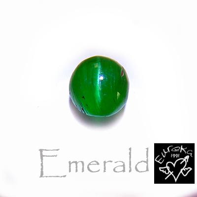 エメラルド キャッツアイエメラルド ルース パワーストーン 1.05ct 天然石 5月 誕生石 【送料無料】