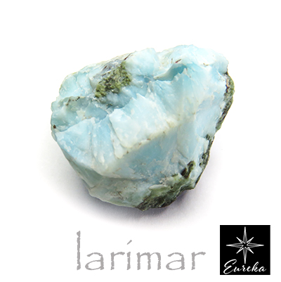 美しいラリマーの原石です 休日 ラリマー 原石 爆買いセール 40ct ルース 天然石 送料無料 ヒーリングストーン