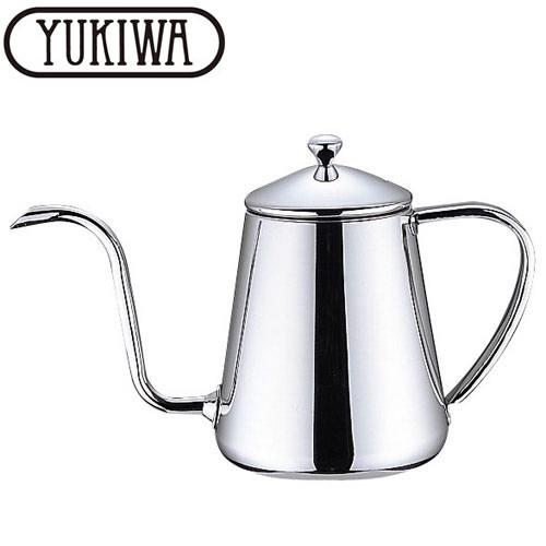 『ユキワ テーブルウェア コーヒードリップポット 1200cc』【YUKIWA テーブルウェア キッチン用品 食器 ポット コーヒーサーバ コーヒーケトル ステンレス】