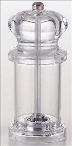 キッチン用品から生活アイテムまでオシャレで便利な雑貨 送料無料 SALUS 中古 セイラス アクリル ペッパーミル L smtb-KD メーカー公式 クーポン対象商品