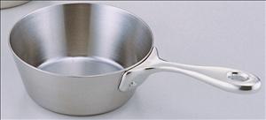 新作からSALEアイテム等お得な商品 満載 キッチン用品から生活アイテムまでオシャレで便利な雑貨 送料無料 SALUS セイラス 売り出し smtb-KD 9cm ソースパン