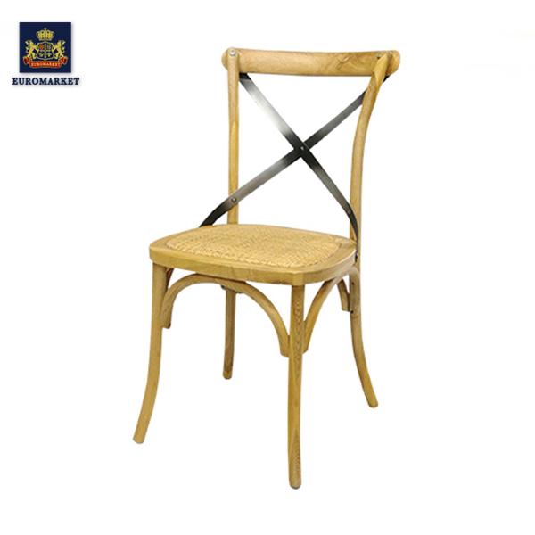 ベントウッドチェア カフェチェアー 食卓椅子 イス 肘無し 曲げ木 クラシック ヴィンテージ ビンテージ レトロ フランス フレンチ 英国 イングランド UK 北欧 ナチュラル シンプル おしゃれ シャビー 木製 ラタン 籐網 デザイナーズ リプロダクト ジェネリック RA-C01