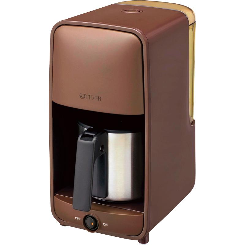 タイガー コーヒーメーカー810ml ダークブラウン ADC-A060TD