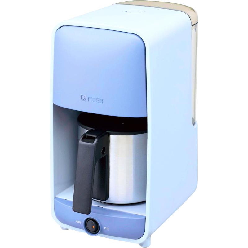 タイガー コーヒーメーカー810ml サックスブルー ADC-A060AS