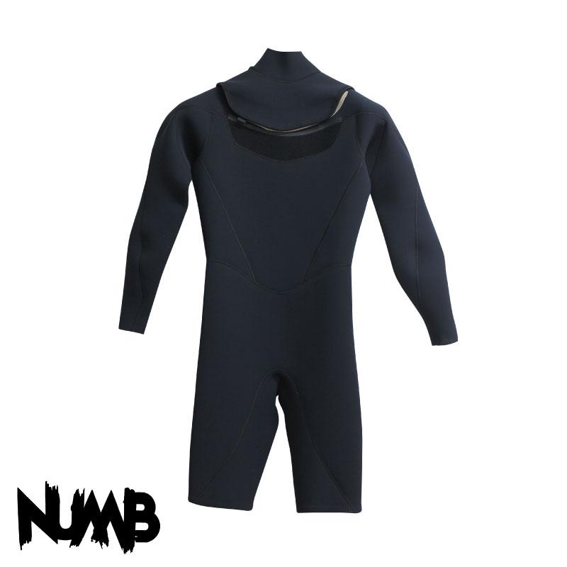 NAMB ウエットスーツ ロングスプリング ノンジップ ジャージ
