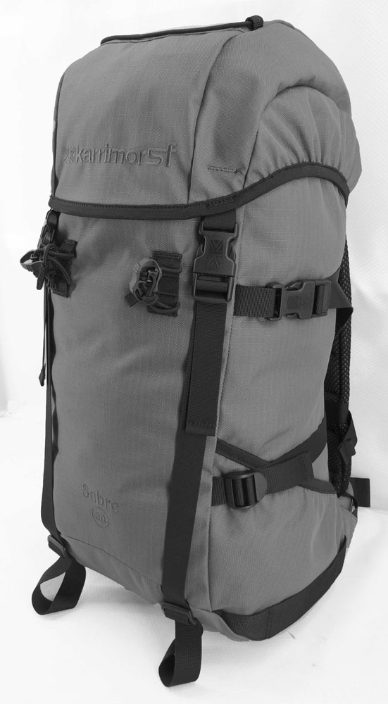 【正規輸入代理店直売】karrimor SF Sabre 30 M049G1 ・カリマー SF セイバー 30 (グレー) 【送料無料】ミリタリー バックパック リュックサック