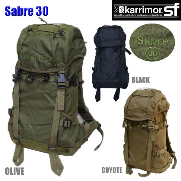 【正規輸入代理店直売】karrimor SF Sabre 30 M049 ・カリマー SF セイバー 30 【送料無料】ミリタリー バックパック リュックサック