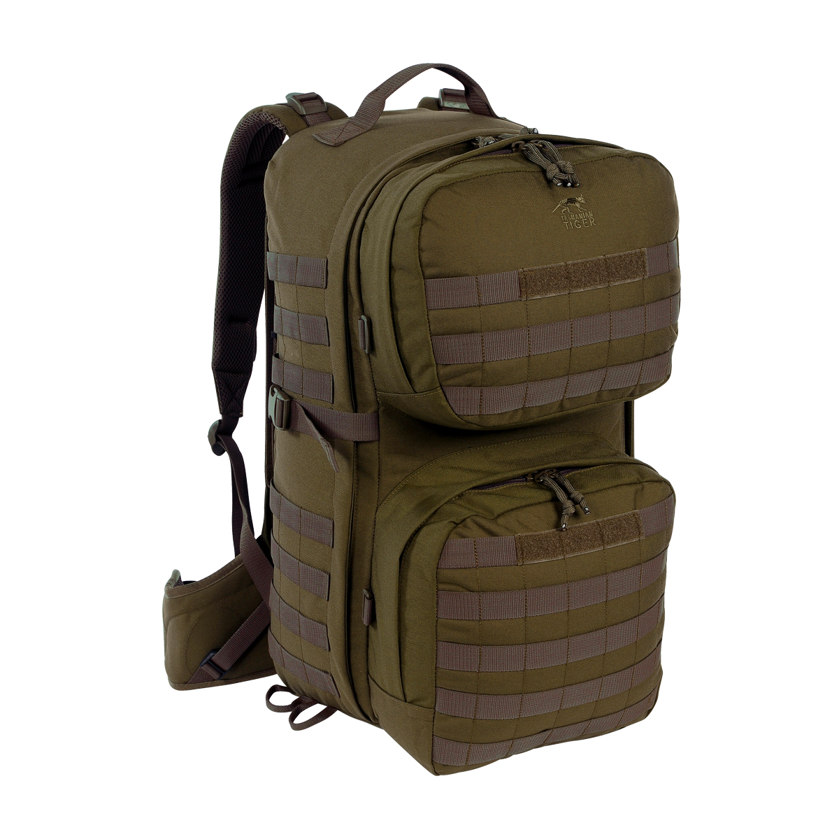 タスマニアンタイガー パトロールパック ベント mk2 T7668 32L ・Tasmanian Tiger Patrol Pack Vent 【正規輸入代理店直売】【送料無料】ミリタリー バックパック リュックサック