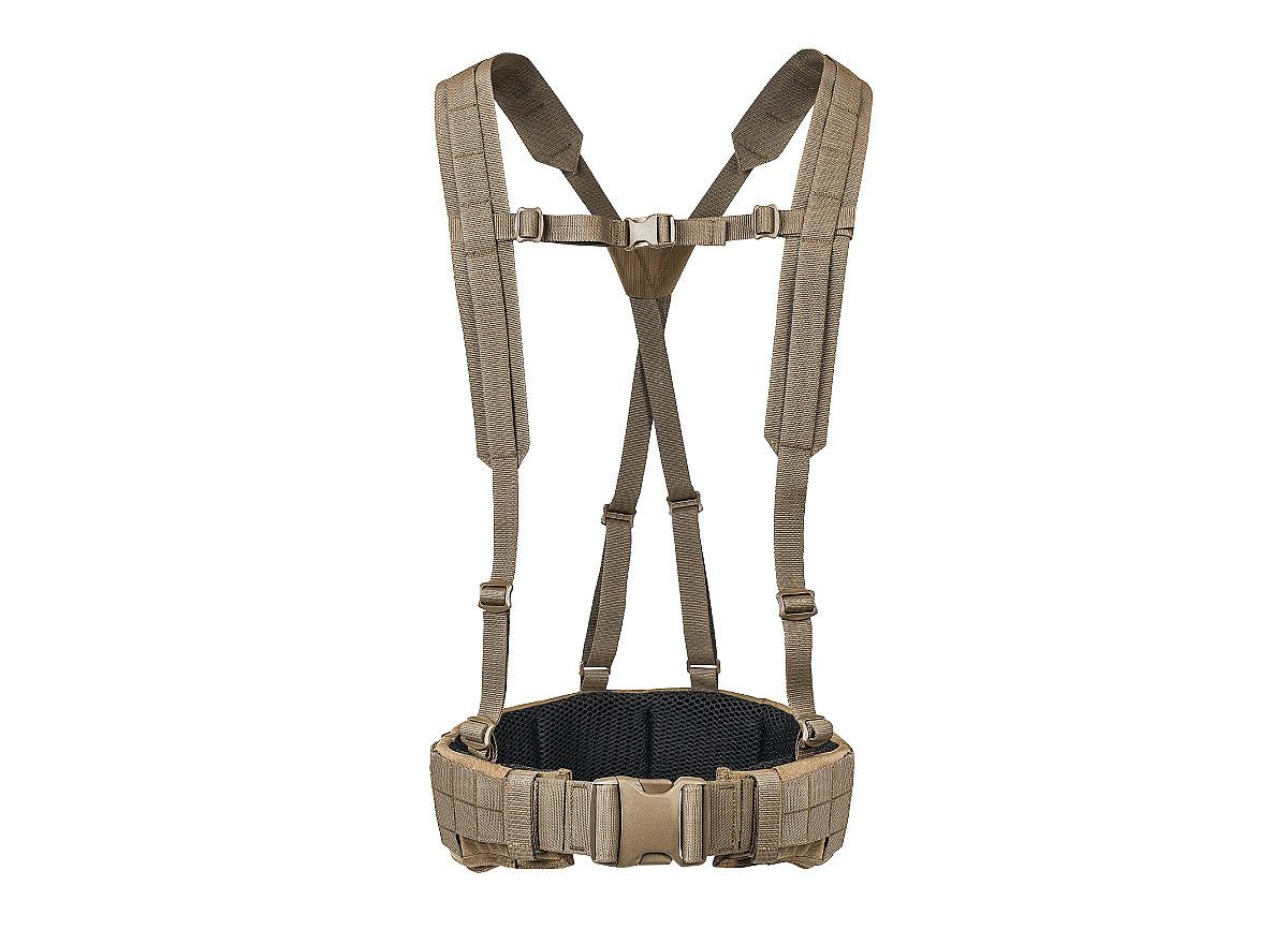 【タスマニアンタイガー】 ウォーリアーベルトMK3 ・Tasmanian Tiger Warrior Belt【正規輸入代理店直売】