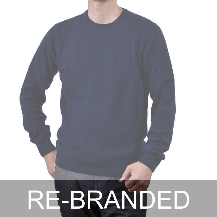リブランディッド セーター RE-BRANDED RB01 BNA 【送料無料】【メンズ】
