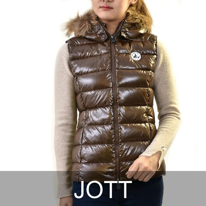 ジョット ダウンベスト JOTT 6904VER 813 【送料無料】【希少アイテム】
