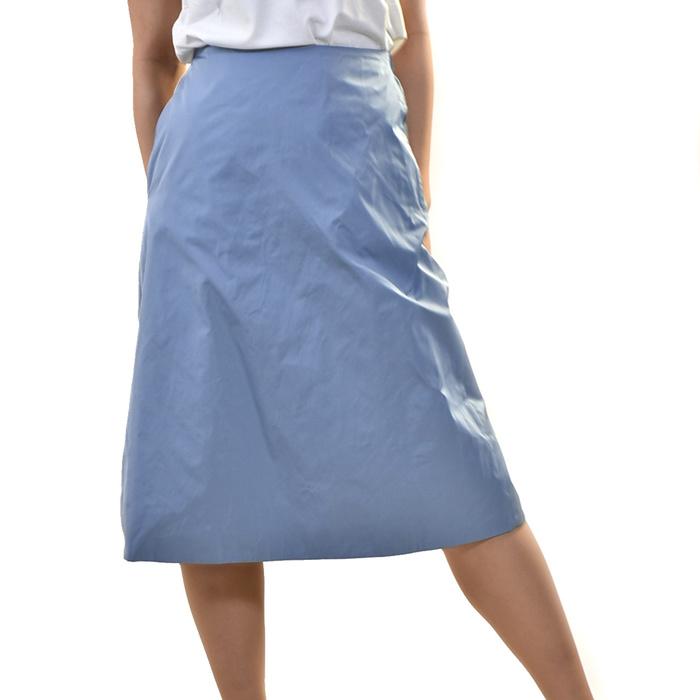 エス マックスマーラ スカート S MAXMARA ALESSIO 91010181 4 ブルー ラスト1点 母の日 プレゼント