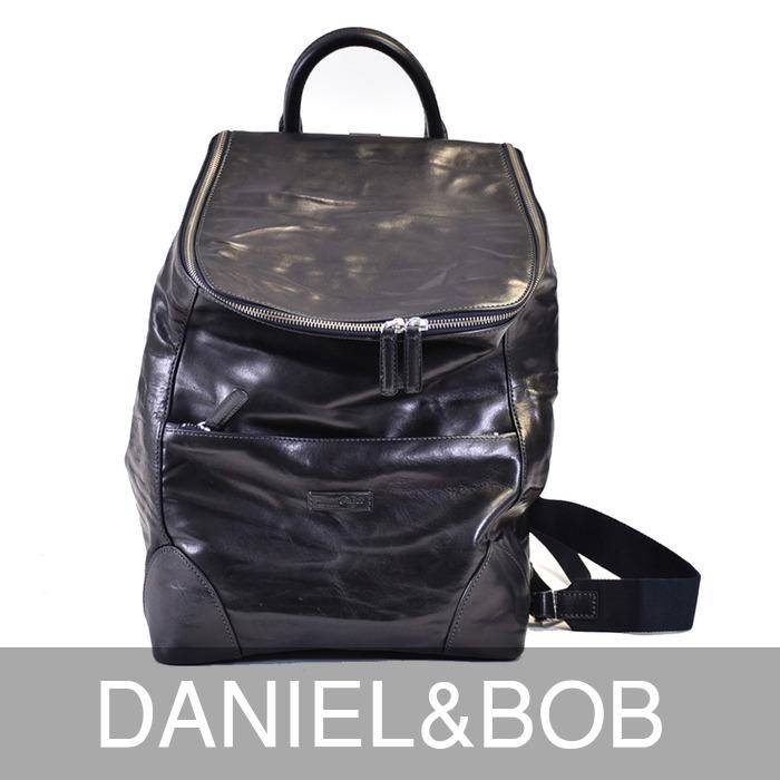 ダニエル&ボブ リュック DANIEL&BOB DAP P371 1636 87 ブラック メンズ