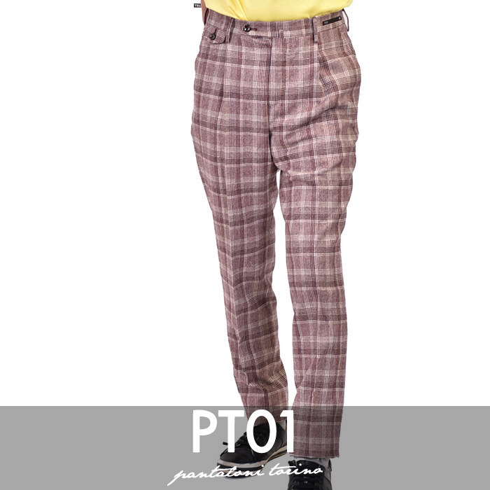 ピーティーゼロウーノ PT01 パンツTheELEGANCEofDELIRIUM CP FL01Z00DA1 0660