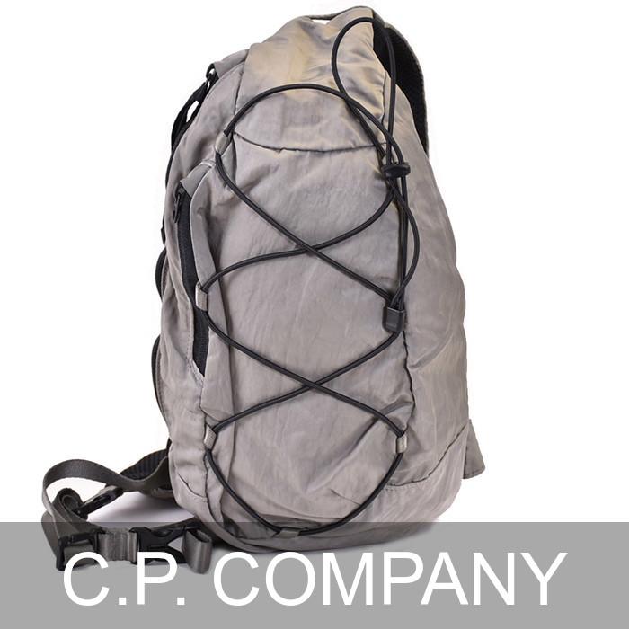 シーピーカンパニー ナイロンボディバッグ C.P. Company 05CMAC152A 005269G 933