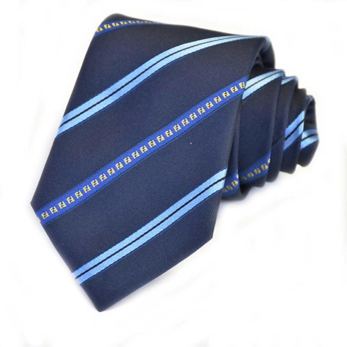 フェンディ ネクタイ FENDI A76M F0QA2 ブルー メンズ ギフト プレゼント 仕事 フォーマル ビジネス 入学祝い 就職祝い