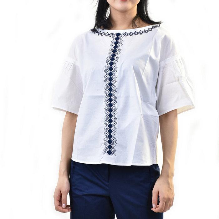 マレーラ スポーツ Tシャツ MARELLA SPORT IMPETO 39410995 001 ホワイト 母の日 プレゼント