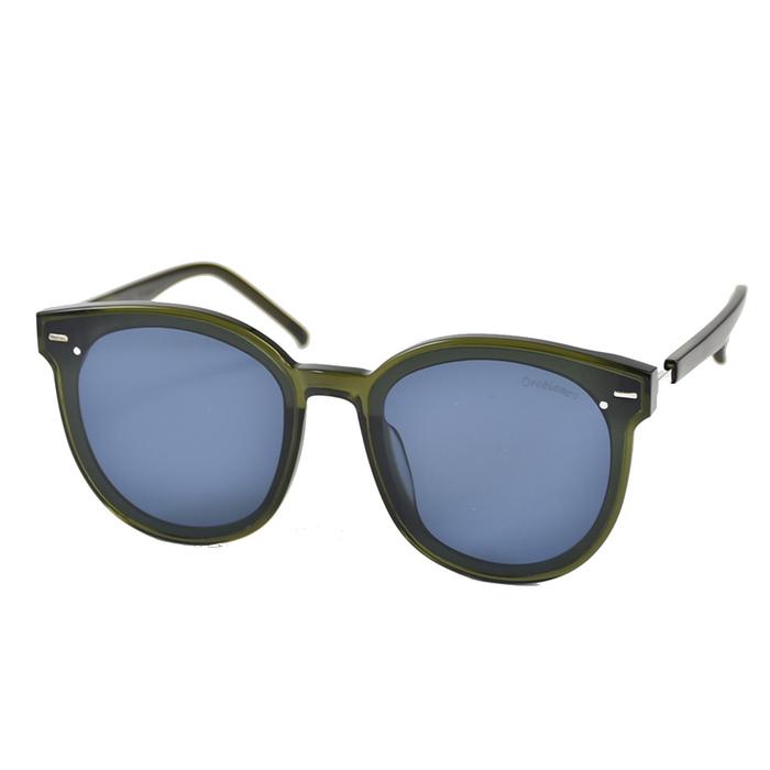 オロビアンコ メンズ レディース サングラス OROBIANCO GM-07 C1 ブルー 専用ケース付き 限定 ギフト プレゼント