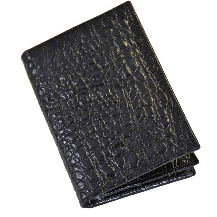 オロビアンコ 名刺入れ OROBIANCO FIGARO-I MINICROCO 99 ブラック メンズ レディース