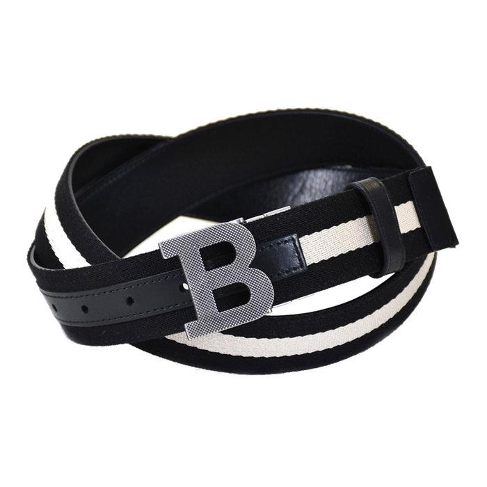 バリー メンズ リバーシブル ベルト BALLY T51 ブラック/ブラック ギフト プレゼント