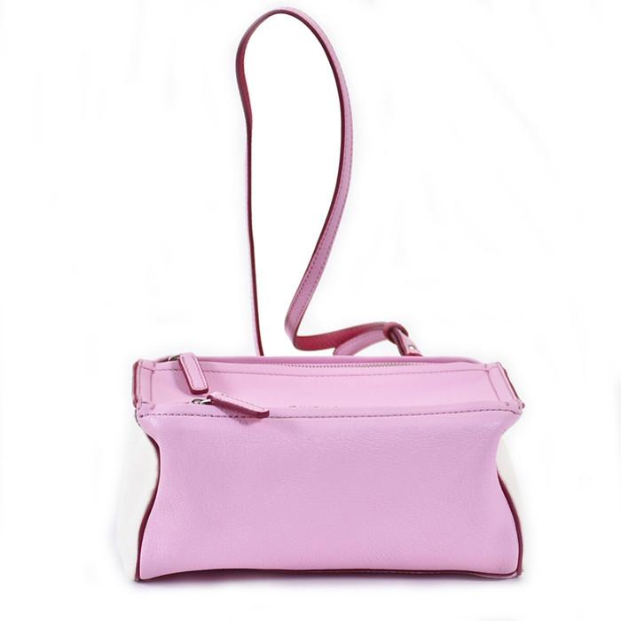 ジバンシー クロスボディバッグ GIVENCHY BB500QB017 PANDORA - MINI BAG 670 ピンク レディース 母の日 プレゼント ギフト
