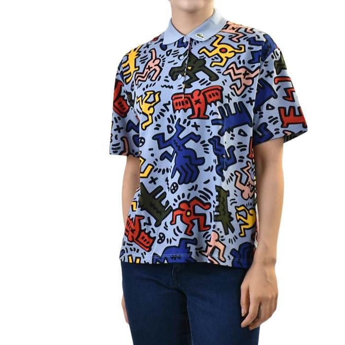 ラコステ ポロシャツ LACOSTE PF6002 8AS ブルー レディース