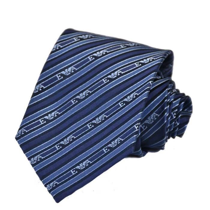 エンポリオアルマーニ ネクタイ EMPORIO ARMANI 8P617 00532 ブルー 8.5×146 ギフト プレゼント