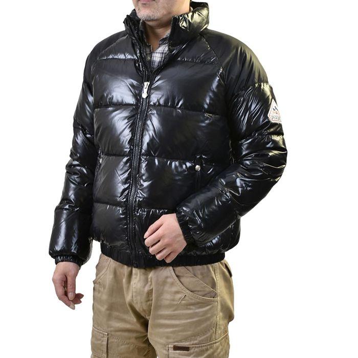 ピレネックス ダウンジャケット PYRENEX HMM016 VINTAGE MYTHIC JACKE ブラック メンズ ギフト プレゼント