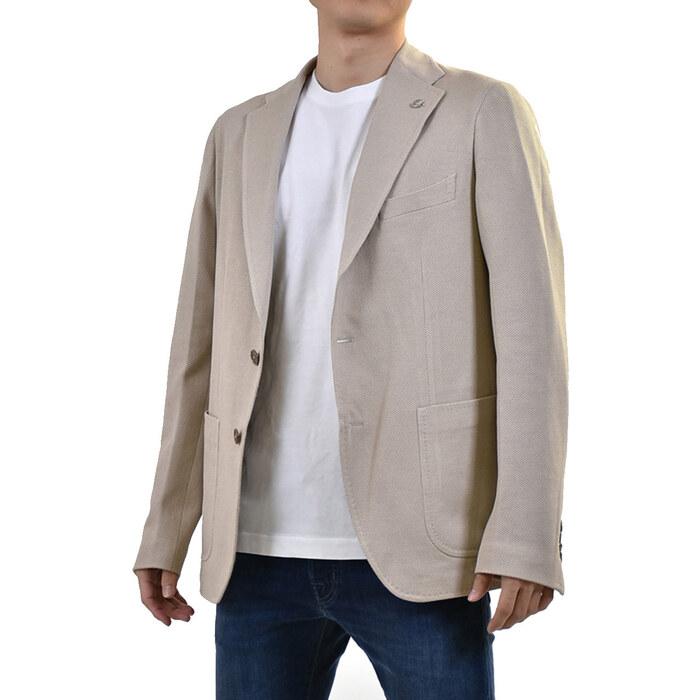 タリアトーレ テーラードジャケット TAGLIATORE 57UEJ113 1SMJ22K ベージュ ラスト1点