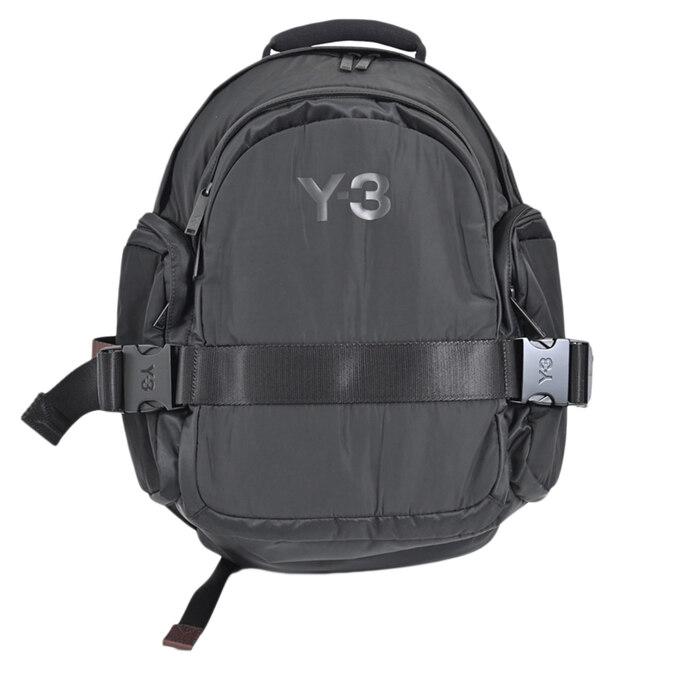 SALE ワイスリー 特価品コーナー☆ リュック バックパック Y-3 CH2 GK2106 ブラック 倉庫 BACKPACK