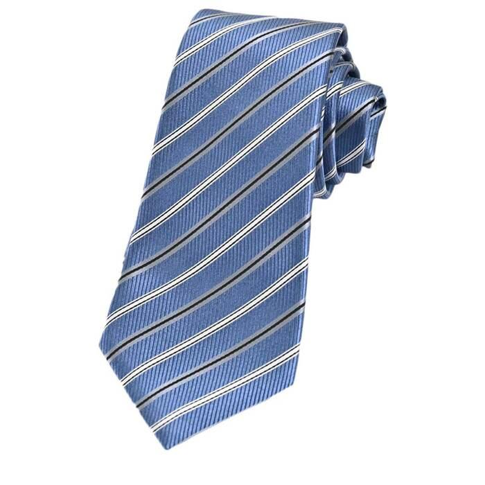 ビジネスネクタイ 高品質新品 ジョルジオ アルマーニ ネクタイ メーカー在庫限り品 GIORGIO ARMANI ブルー 1P914 01939