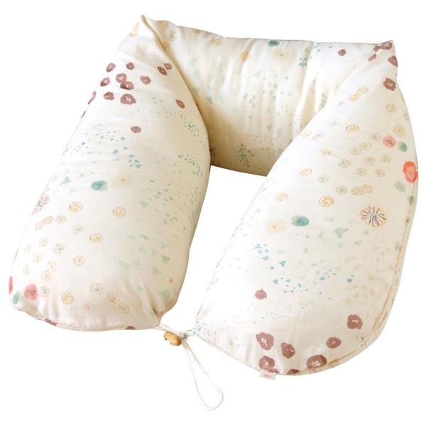 NAOMI ITO ナオミイトウ アメザイク ママ&ベビークッション ロングフレックス~授乳クッション ママ&ベビークッション ロングのニューヴァージョン!留め具と中綿の調節でお好みのボリュームでお使い頂けます。
