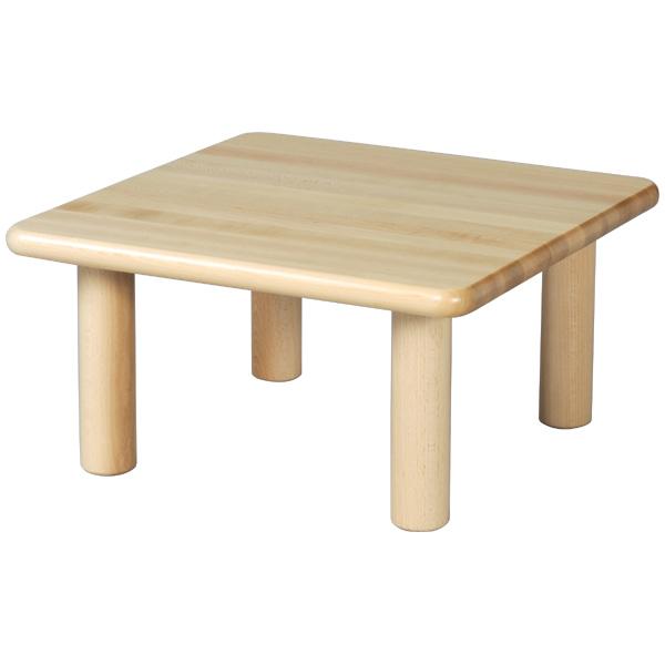ブロック社 ままごとテーブル~幼稚園・保育園にオススメなブロック社のおままごと、ごっこ遊びのコーナー作りにピッタリな座卓テーブルです。