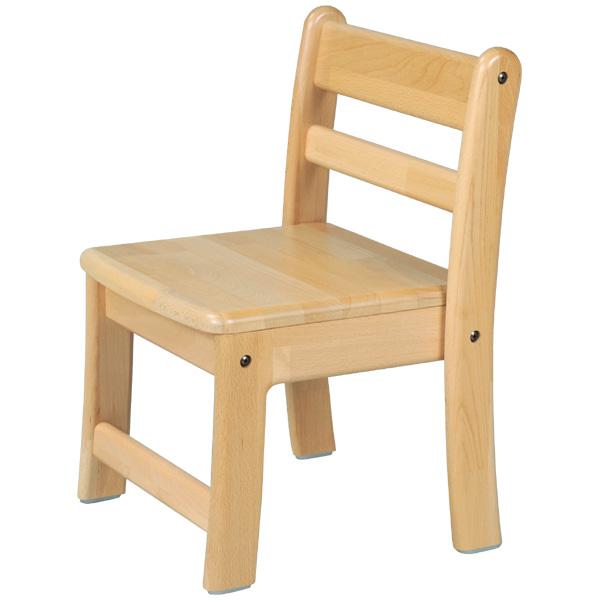 ブロック社 幼児椅子<座高23>~幼稚園・保育園にオススメなブロック社の木製子供用家具。子供用が快適に座れるようデザインされたイスです。【3歳/4歳児用】