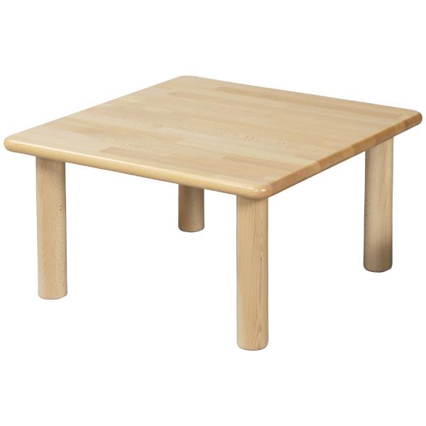【代引手数料・送料無料】【AE-23-a】【幼稚園 保育園 子供用 子ども用 家具 テーブル 机】【日本製】 ブロック社 角テーブル 60<H30>~幼稚園・保育園にオススメなブロック社の木製子供用家具。耐久性が優れたテーブルです。【1歳児用】